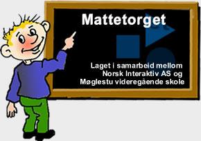 Besøk Mattetorget!