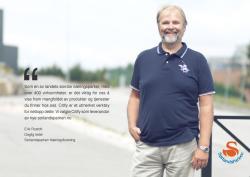 Erik Rostoft i SPN om Citifys muligheter