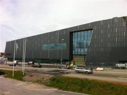 1.byggetrinn ferdig november 2011