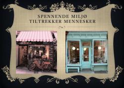 Hvordan en intim butikk kan se ut i Lillequarten-koseptet