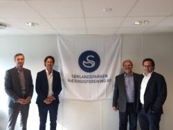 På bilder ser du Paal Stendal, Morten Kjær Enger, Erik Rostoft og Henrik Berge