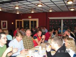 Mange var tilstede på frokostmøte om ny E18 nov 2006