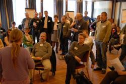 Erik Rostoft, SPN deltar i konseptvalgsutredningen for samferdselspakken i Kristiansandsregionen.